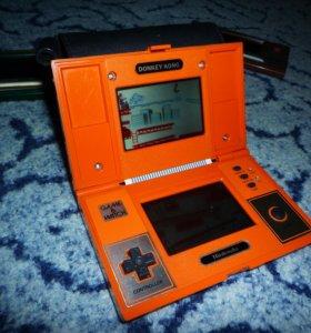 Donkey Kong GameWatch Электронная игра Электроника