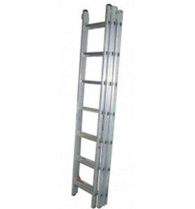 Лестница 3-х секционная 3*13 ступеней