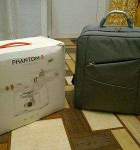 Квадрокоптер Phantom 3 Standart