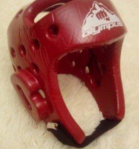 Шлем olympus для борьбы ( таеквон-до, каратэ)