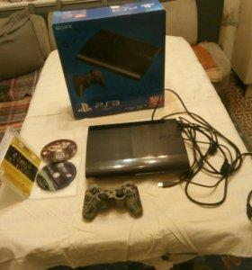 Игравая консоль PS 3