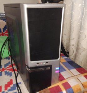 Системный блок 4 ядра 4 гига 250 гб HDD