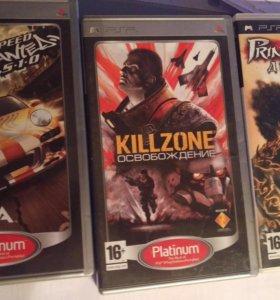 PSP game игры на диске