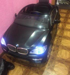 BMW X6 электромобиль