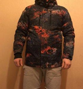Горнолыжная куртка Quiksilver