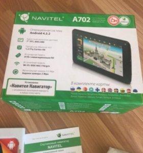 Навигатор Navitel А702