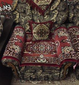 Раскладное кресло 2 штуки