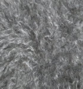 Пуховый платок теплый