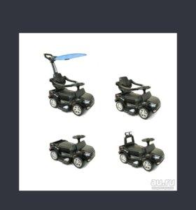 Детская каталка-электромобиль Dake Ford 2018
