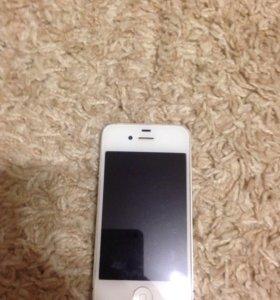 Айфон 4 на 8gb