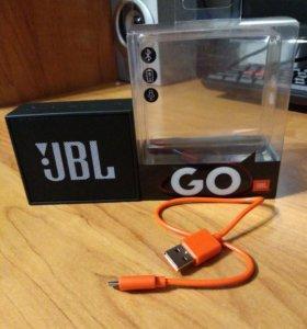 Bluetooth колонка JBL GO