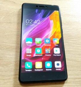 Новый Xiaomi Note 4 3/32Gb Global + чехол