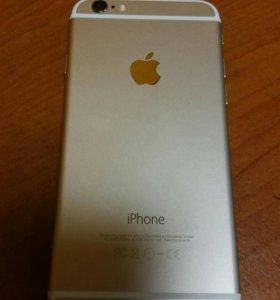 Iphone 6 LTE 64 gb (новое состояние, чек)