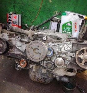 Двигатель для Субару