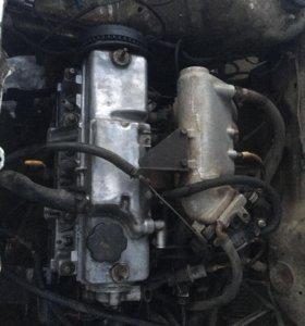 Двигатель 1.6 инжектор 8 клап ваз 2115