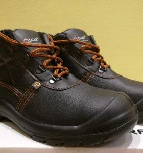 Рабочие ботинки новые