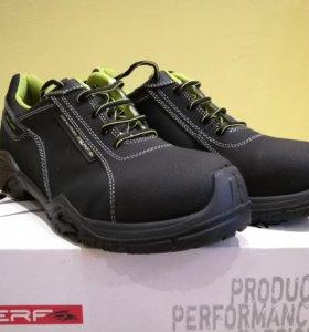 Рабочие ботинки очень крутые