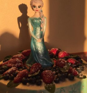 Торт «Эльза»