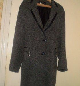 Удлинёный пиджак - серая классика
