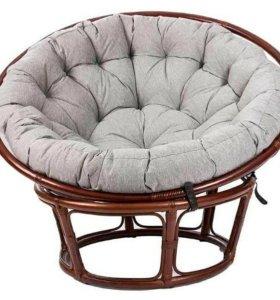 """Кресло-качалка """"PAPYRUS"""" с подушкой"""