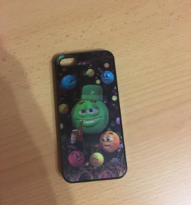 3D Чехол на IPhone 5s