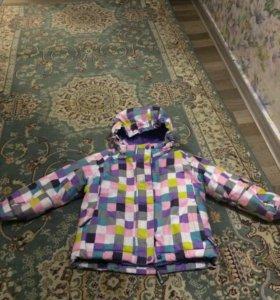 Продам финский костюм осень-весна 86-92