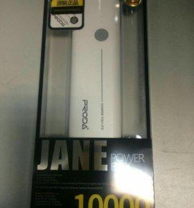 Мобильный Powerbank Proda10000mAh