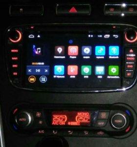 Головное устройство- Автомагнитола Ford Android 7