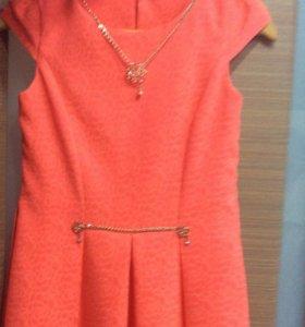 Платье для девочки рост 146-152