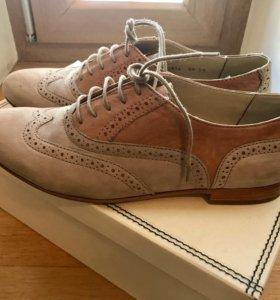 Туфли классические немецкие, размер 38