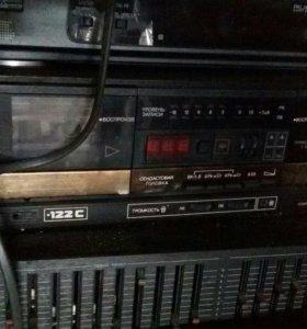 Видеомагтитофоны и магнитофоны