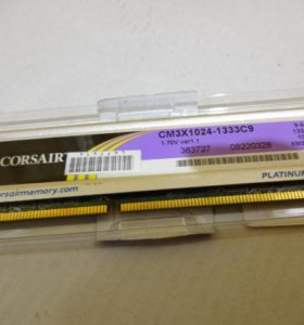 DDR3, DIMM, 1024Mb, 1333MHz