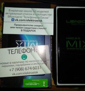 Leagoo mix 3/32 Гб новые