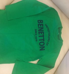 Кофты Benetton хлопок