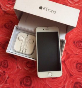 Срочно IPhone 6 Gold