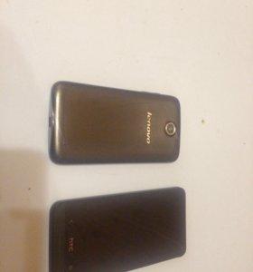 Смартфоны Lenovo A516 Hts 801