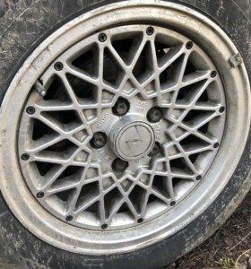 Литые диски Opel Omega / пересылка по РФ