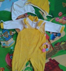 Одежда для девочек 6 месяцев (несколько фото)