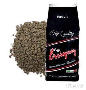 Кофе в зернах erriquez