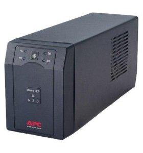 ИБП APC Smart-UPS SC 620VА 230V