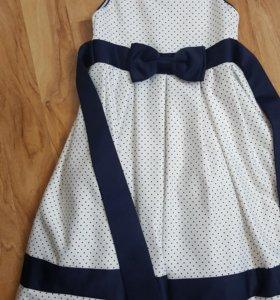 Платье (одевалось 3раза).