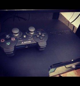 Sony PS3 320Gb + 15 игр в подарок!
