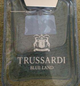 Trussardi blue land ОРИГИНАЛ