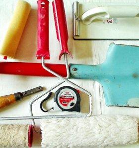 Валик рулетки шлифовщик сапёрная лопата ручка пилы