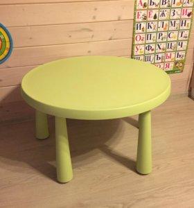 Детский столик икеа