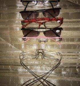 Оправы, очки