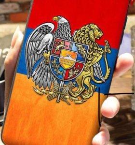 Чехлы и стекла 3D на iPhone 6,7,8