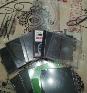 Продаю коробочки для дисков