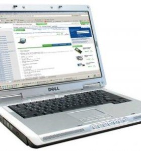 Dell Inspiron 6400 (Dell PP20L) разборка