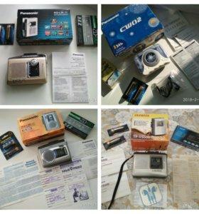 Panasonic ,AIWA ,плеер 4 штуки